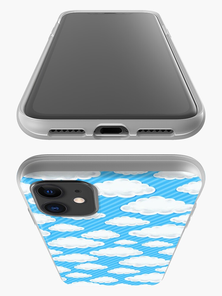 Alternate view of Clouds  iPhone Case & Cover