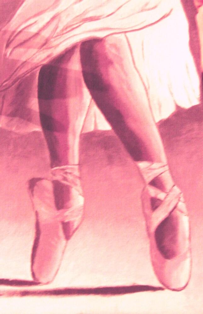 beauty of dance by Falina Maley