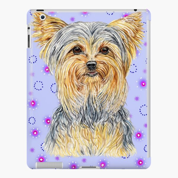 Yorkie (Yorkshire Terrier) to love iPad Snap Case