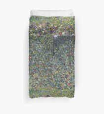 Gustav Klimt - Apple Tree I Duvet Cover