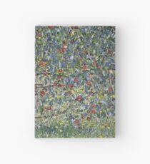 Gustav Klimt - Apple Tree I Hardcover Journal