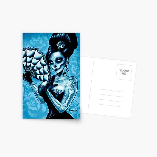 Tag der Toten Kunst Postkarte