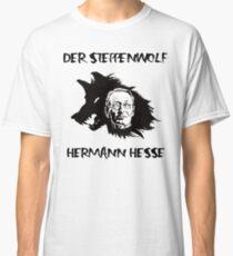 Der Steppenwolf - Hermann Hesse Classic T-Shirt