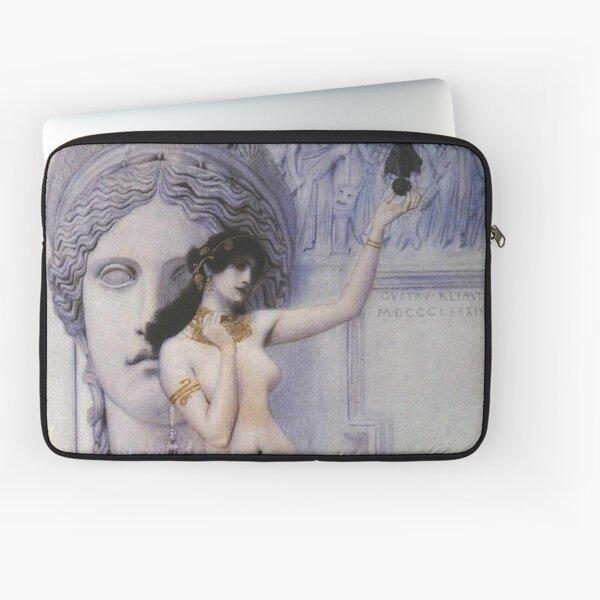 Gustav Klimt - Allegory Of Sculpture Laptop Sleeve