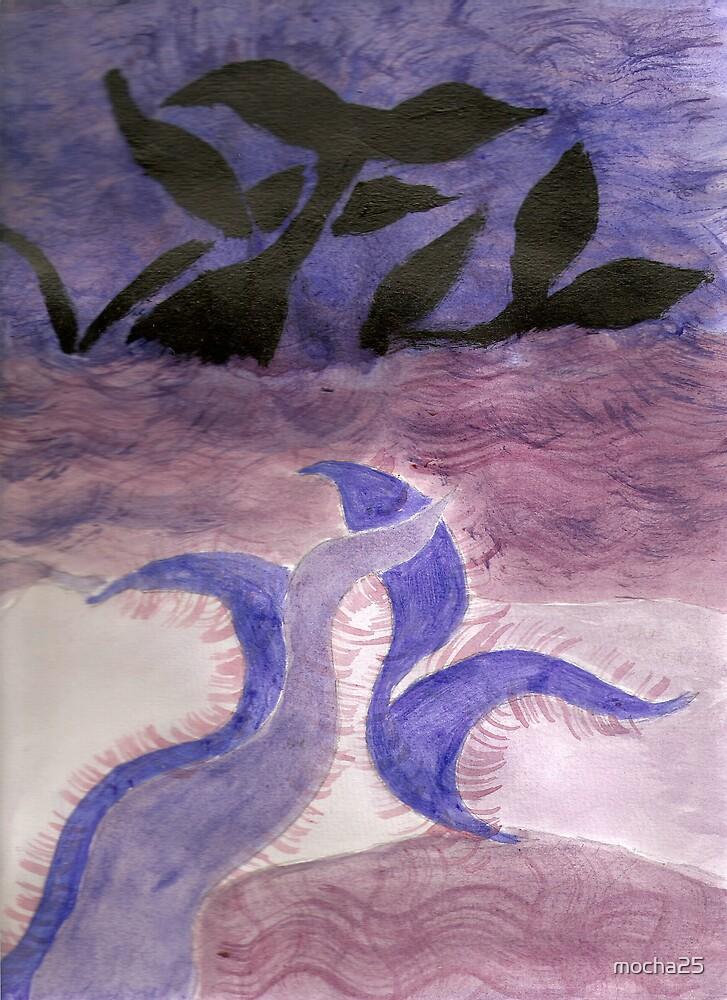 Sea creatures  by mocha25