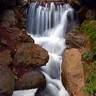 waterfall by Charles Butzin