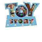 Toy Story Classic Vintage - To Infinity by shaz3buzz2