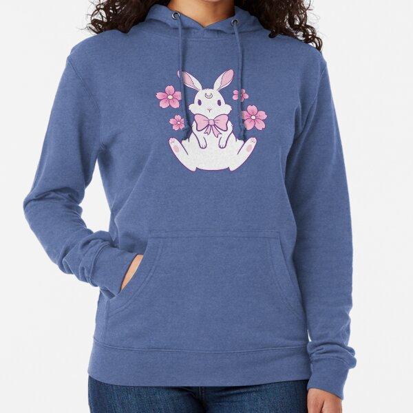 Sakura Bunny 02 Lightweight Hoodie