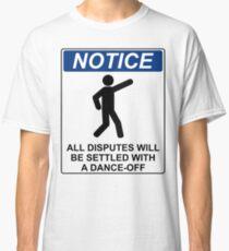 Disputes Dance-Off Classic T-Shirt
