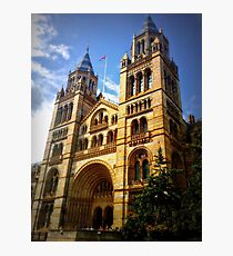 Natural History Museum (London) Photographic Print