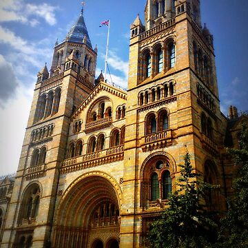 Natural History Museum (London) by pauljamesfarr