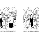 Wedding Vows - Not a Multiple-Choice Question by Nigel Sutherland