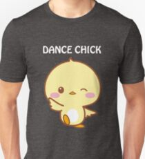 Dance Chick Cute Girl Dancer Easter Gift T-Shirt