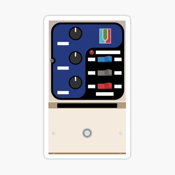 Mutron Pedal Sticker