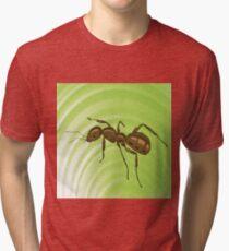 brown ant Tri-blend T-Shirt