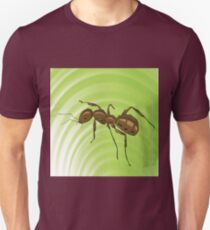 brown ant Unisex T-Shirt