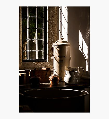 What Light Through Yonder Window Photographic Print