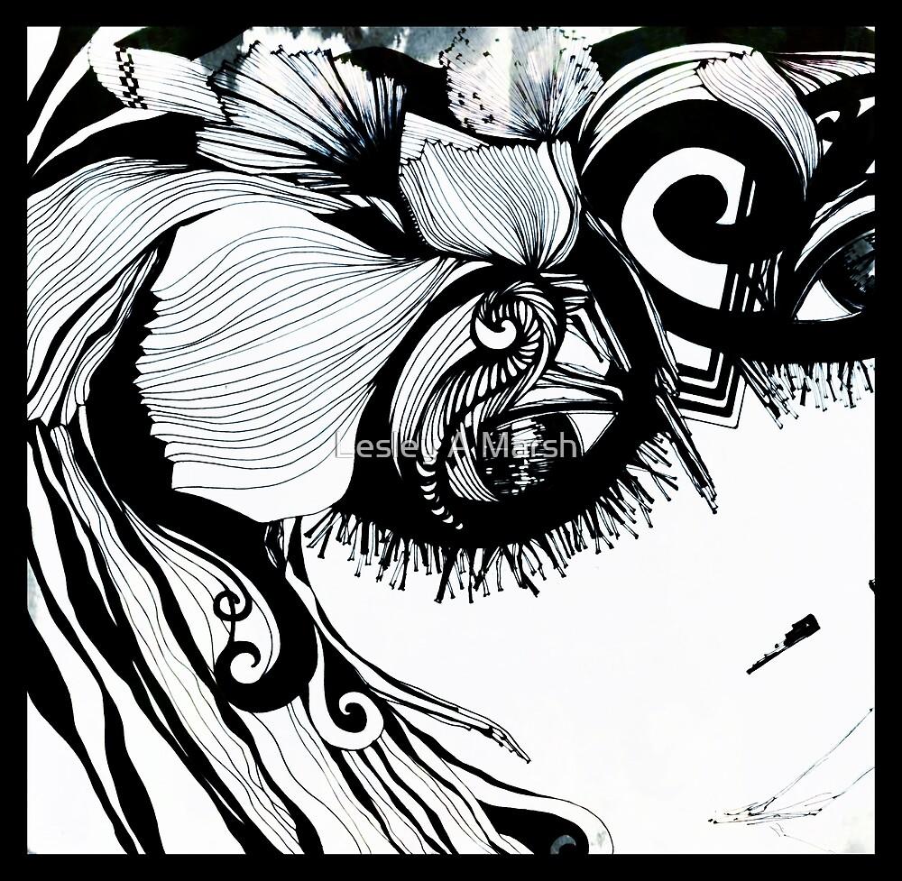 KELKIRK ST. B/W te paea by Lesley A Marsh
