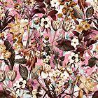 Natural Summer Pattern by Burcu Korkmazyurek