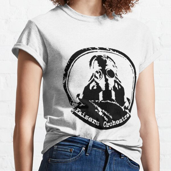 Kaizers Orchestra Logo Classic T-Shirt