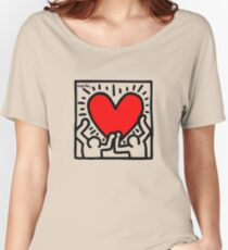 KEITH HARINGS 1 Women's Relaxed Fit T-Shirt