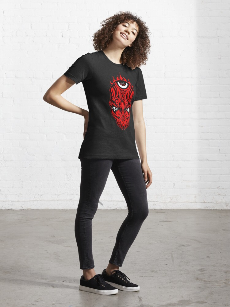 Alternate view of abraMacabra Essential T-Shirt