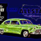 1952 Sears Allstate  by crimsontideguy