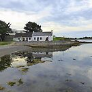 Cottage By The Water.................................N Ireland by Fara