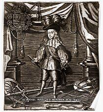 Don Miguel Perez de Mendoza y Quixada Poster