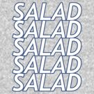 salad by chocoboco