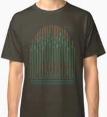 Tiger In The Grass Classic T-Shirt