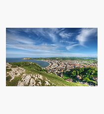 Great Orme View Photographic Print