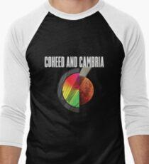 A Favor House Atlantic C00H33-011 Men's Baseball ¾ T-Shirt