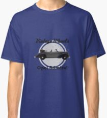 Vintage Wheels: Opel Admiral Cabriolet Classic T-Shirt