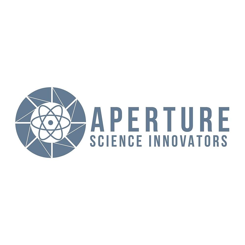 Aperture Science Innovators by Geek Chic