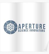 Aperture Science Innovators Poster
