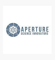 Aperture Science Innovators Photographic Print