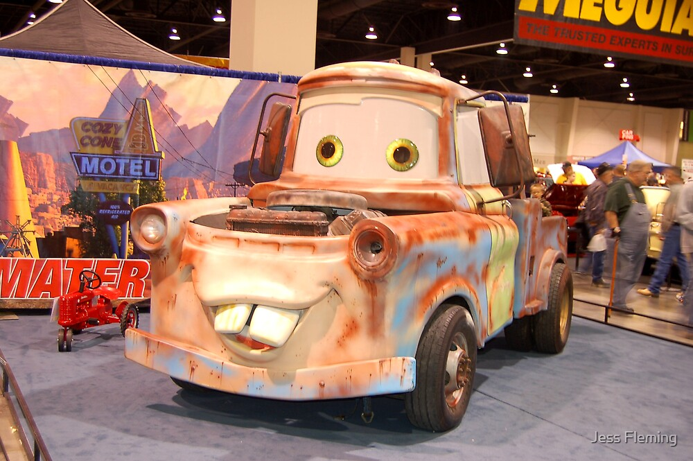 Mater by Jess Fleming