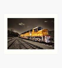 Union Pacific Centennial  Art Print