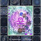 ARTFUL ASTROLOGY - LIBRA by FRANKEY CRAIG
