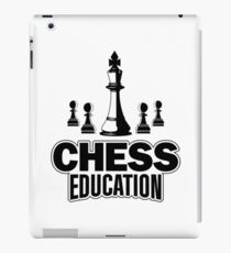 Chess Education t's iPad Case/Skin