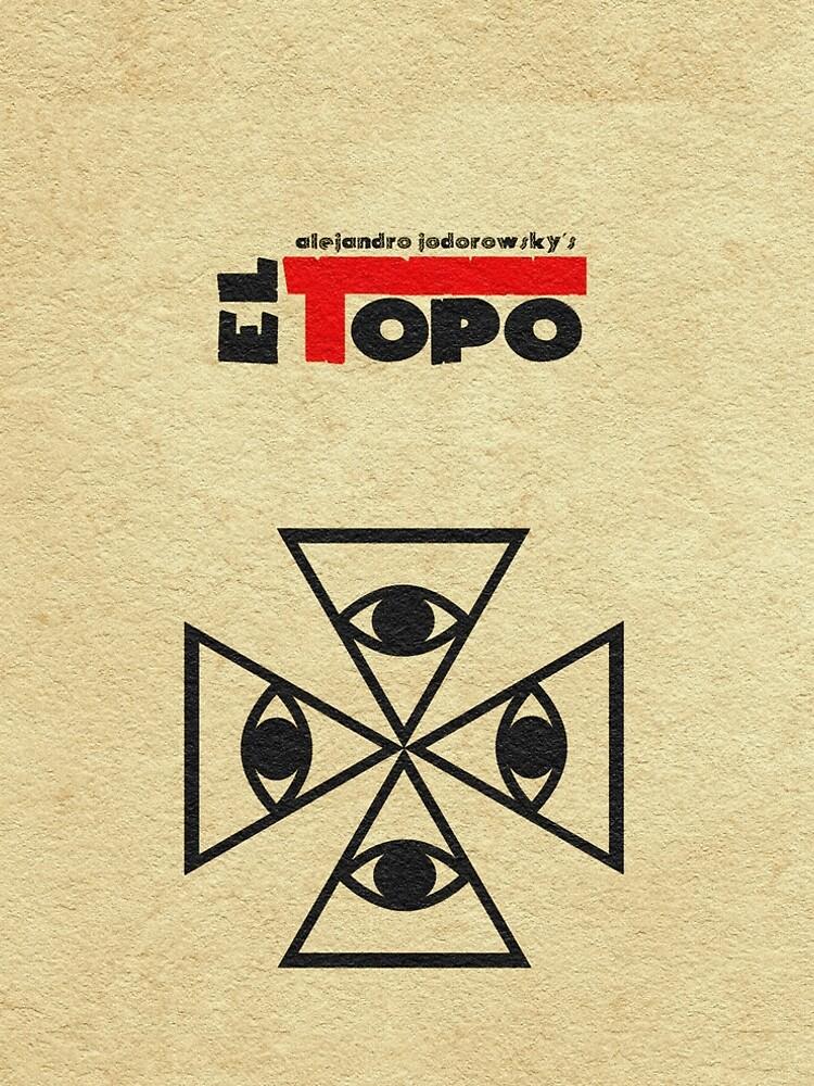 El Topo von geekmywall