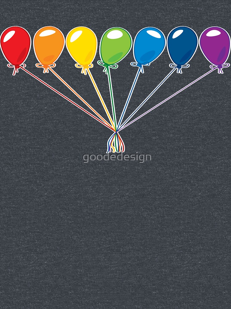 What color is your balloon?  by goodedesign