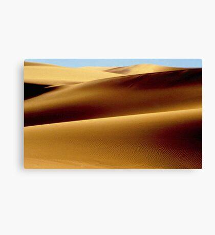 Sabbia Canvas Print