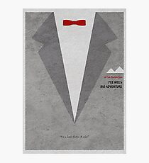 Pee-Wee's Big Adventure Photographic Print