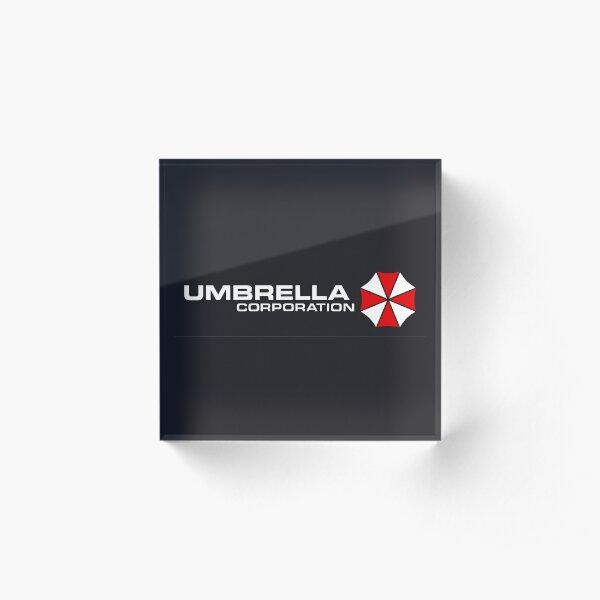Umbrella Corporation Acrylic Block
