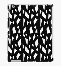 Jem - Jet Black Shape iPad Case/Skin