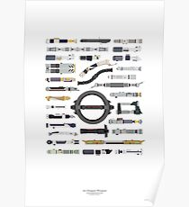 An Elegant Weapon Poster