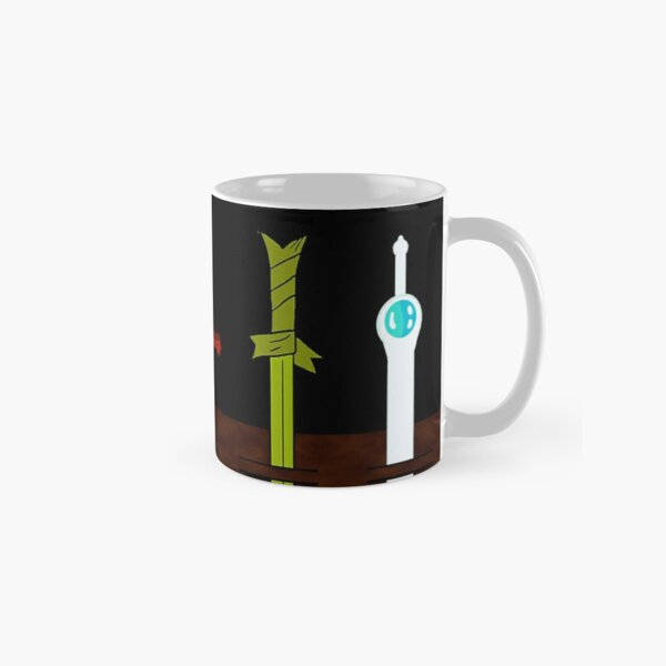 Adventure Time - Choose Your Weapon Classic Mug