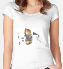 Thoughts Women's Fitted Scoop T-Shirt